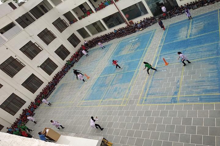 Harsh International School-Play Ground