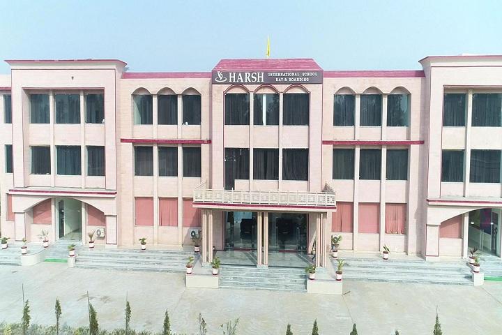 Harsh International School-School View