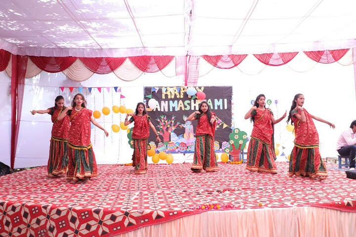 Haryana Public School-Dance Event
