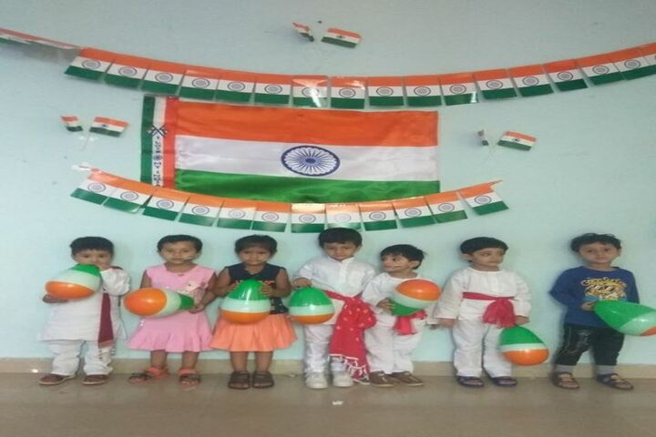 Haryana Public School-Independence Day