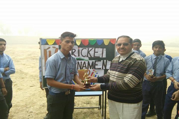 Haryana Senior Secondary School-Award Presentation