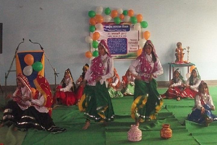 Haryana Senior Secondary School-Dance