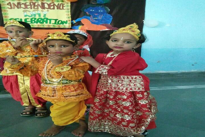 Haryana Senior Secondary School-Festival Celebration