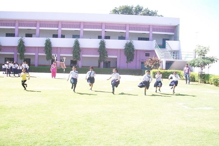 Haryana Senior Secondary School-Play Ground