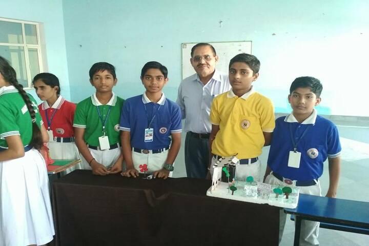 Haryana Senior Secondary School-Science Exhibition