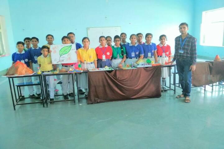 Haryana Senior Secondary School-Social Science Exhibition