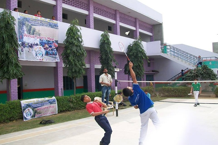 Haryana Senior Secondary School-Sports
