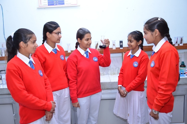 Heritage International School-Chemistry Lab