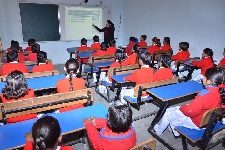 Heritage International School-Classroom