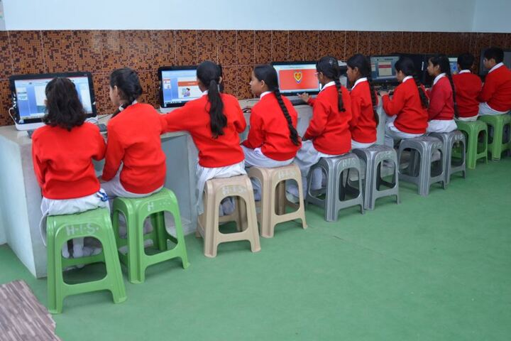 Heritage International School-Computer Lab
