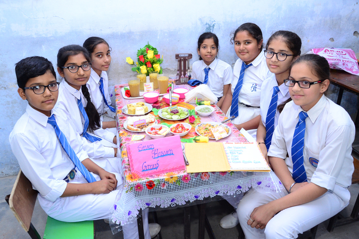 Heritage International School-Food Festival