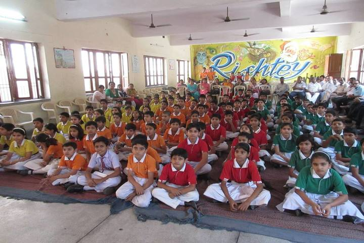 Hindu Senior Secondary School-Students