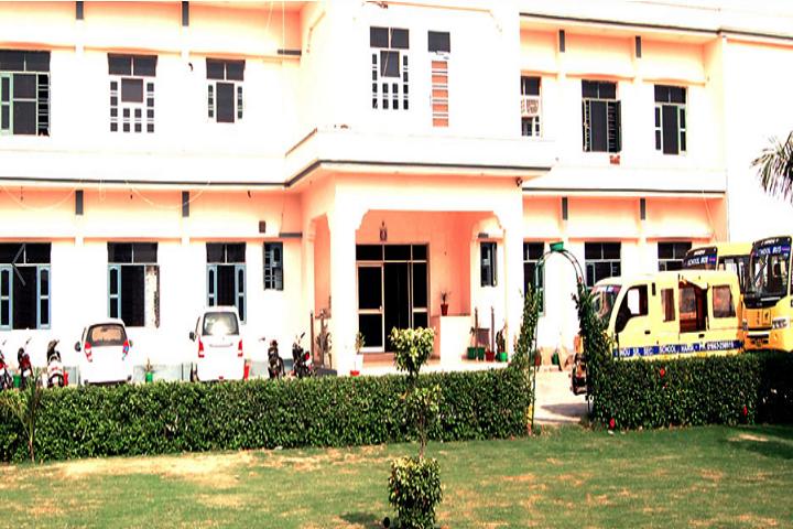 Hindu Senior Secondary School-Campus