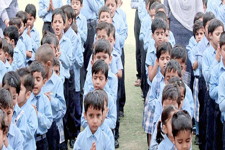 Hindu Senior Secondary School-Prayer