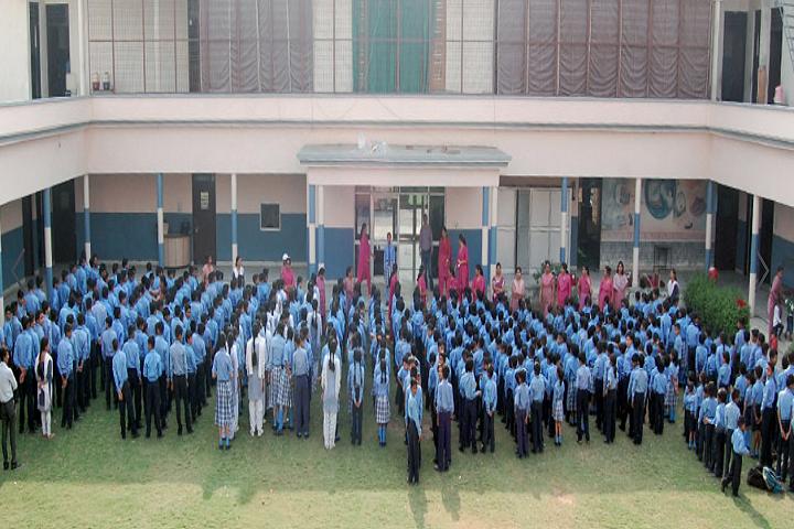 Hindu Senior Secondary School-Assembly