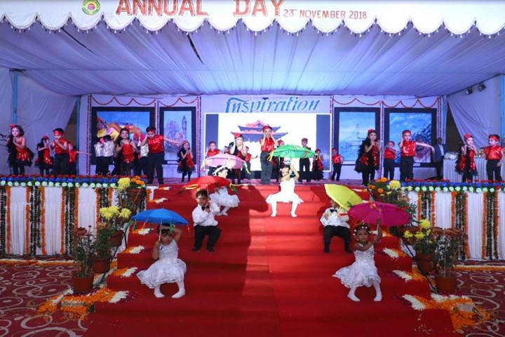 Hindu Vidyapeeth-Annual Day Celebrations