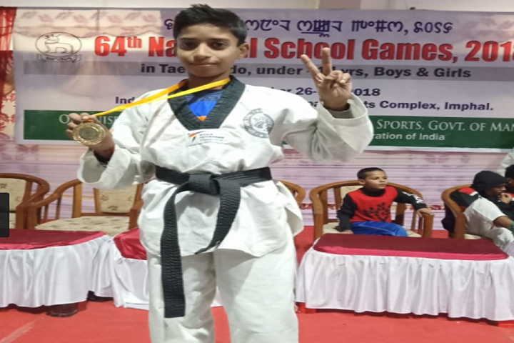 Hindu Vidyapeeth-Sports meet