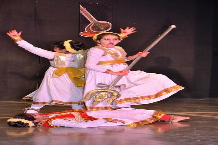 Holy Angels School-Dussera Act