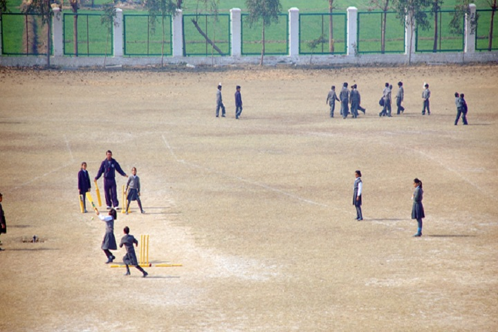 Holy Angels School-Ground