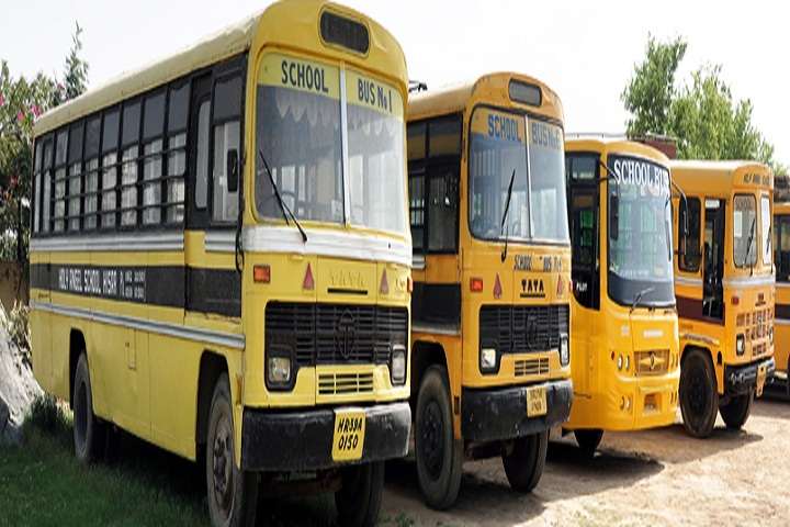 Holy Angels School-Transport