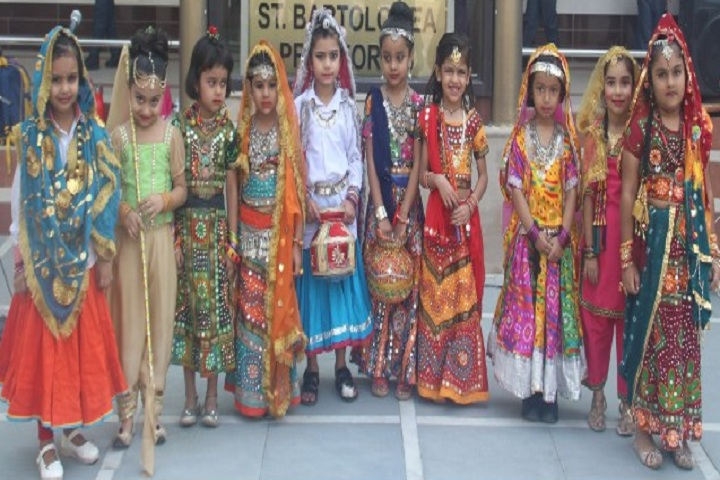 Holy Child Sec School-Fancy Dress