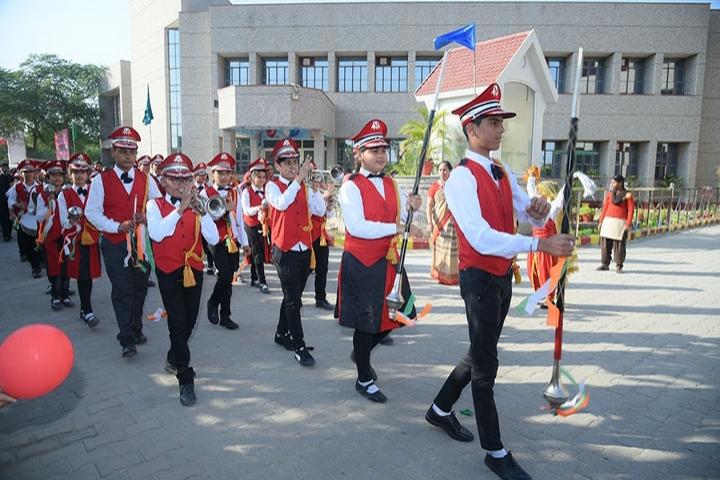 Holy Family Convent Senior Secondary School-School Band
