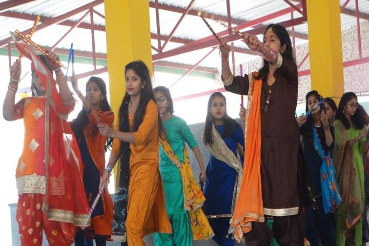 Holy Family Convent Senior Secondary School-Dances