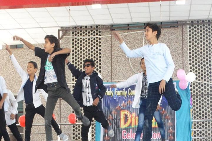 Holy Family Convent Senior Secondary School-Dance Performance