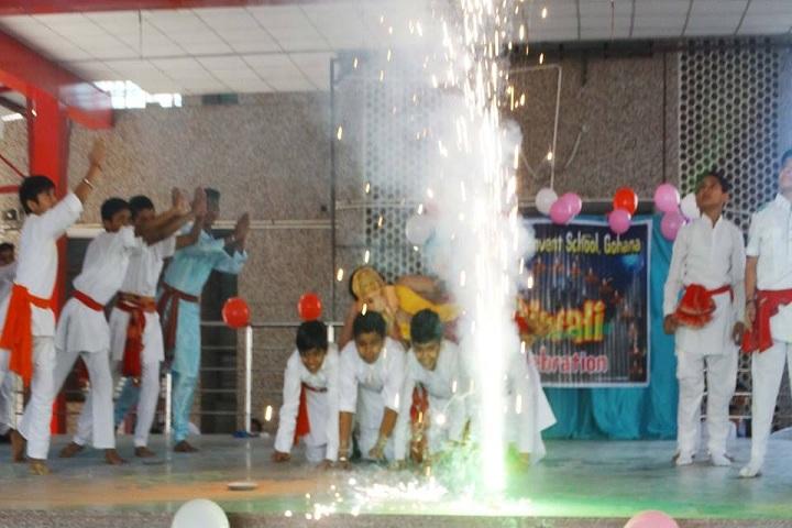 Holy Family Convent Senior Secondary School-Diwali