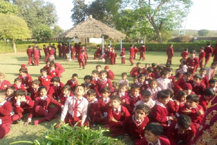 Holy Field Model Sr Sec School-Play Ground