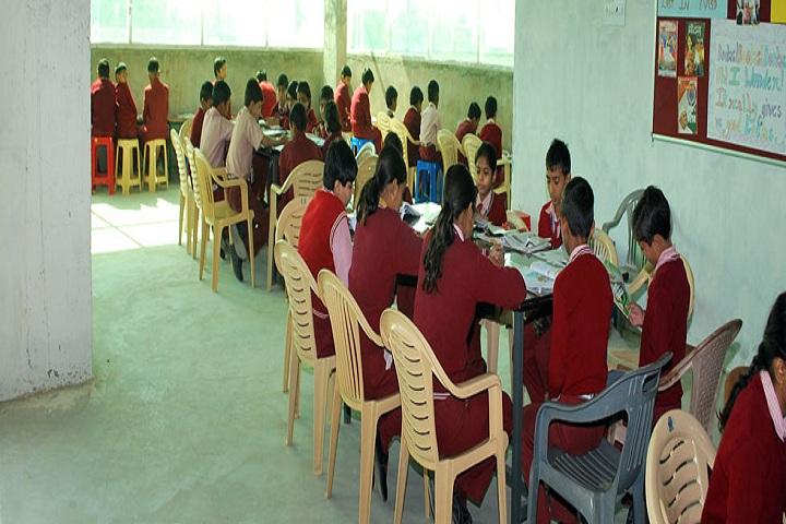 Holy Field Model Sr Sec School-Reading Room