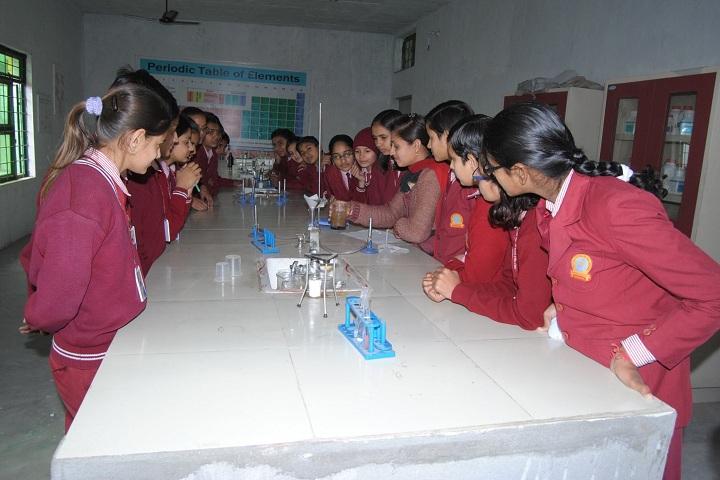 Holy Field Model Sr Sec School-Lab