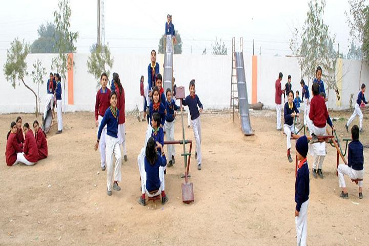 Holy Field Model Sr Sec School-Sports