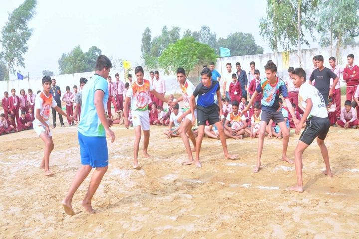 Holy Field Model Sr Sec School-Kabaddi