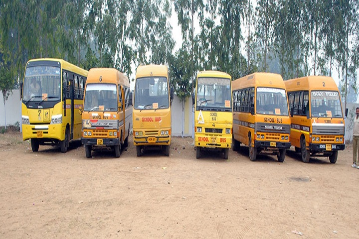 Holy Field Model Sr Sec School-Transport