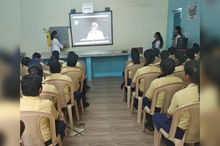 Seminars Conducting in the School