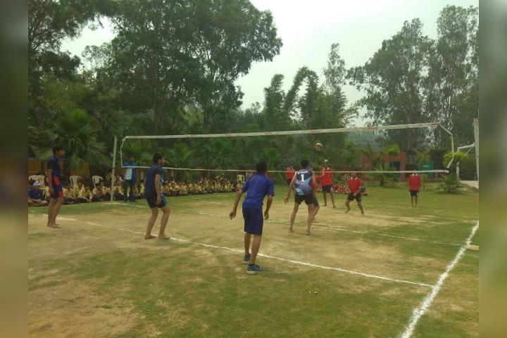 Sport Activity in the School