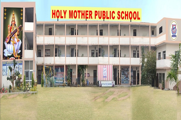 Holy Mother Public School-Campus