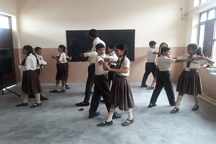 Holy Mother Public School-Dance Room