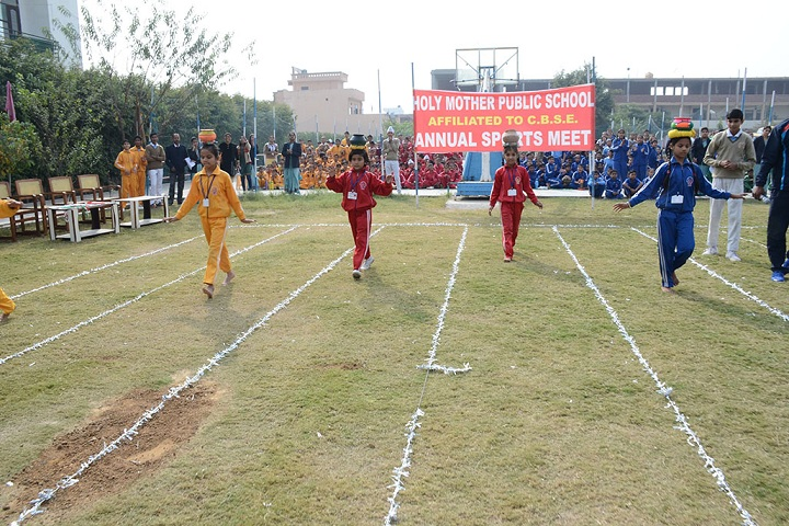 Holy Mother Public School-Sports Meet