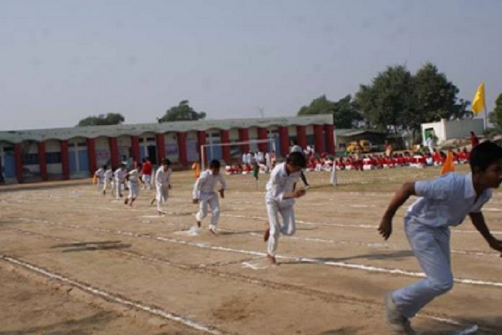 Hps Senior Secondary School-Runing Competition