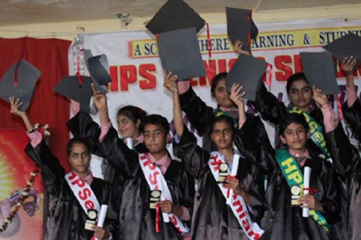 Hps Senior Secondary School-Graduation Day