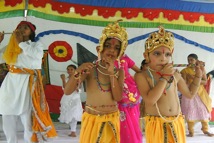 Hps Senior Secondary School-Janmashtami