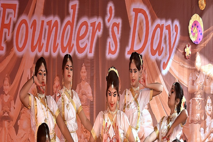 I B L Public School-Events dance