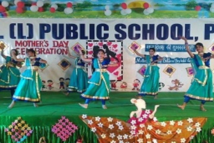 I B L Public School-Events programme