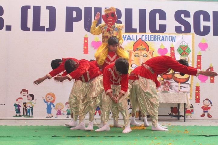 I B L Public School-Events
