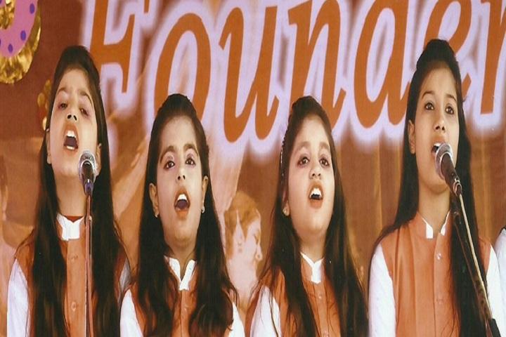 I B L Public School-Others singing