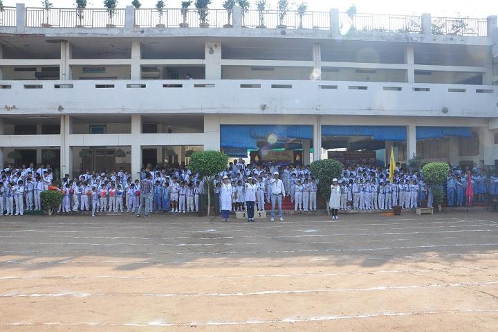 I B L Public School-Others sports day