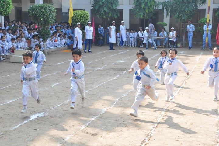 I B L Public School-Sports running