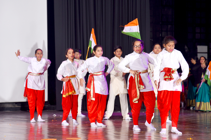 I D Dav Public School-Indeoendence Day